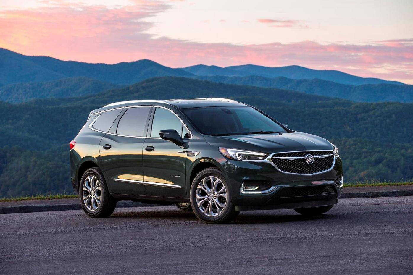 Test Drive: 2020 Buick Enclave SUV