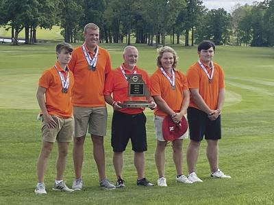 Palmyra wins first-ever boys golf state title