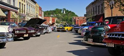 A record return for Loafers Annual Car Show