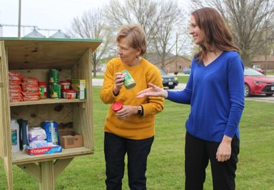 A community effort to 'feed your neighbor'