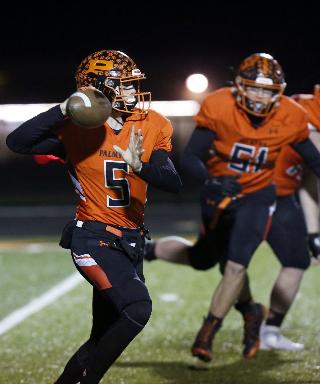Palmyra expecting a 'tough game' in state quarterfinals