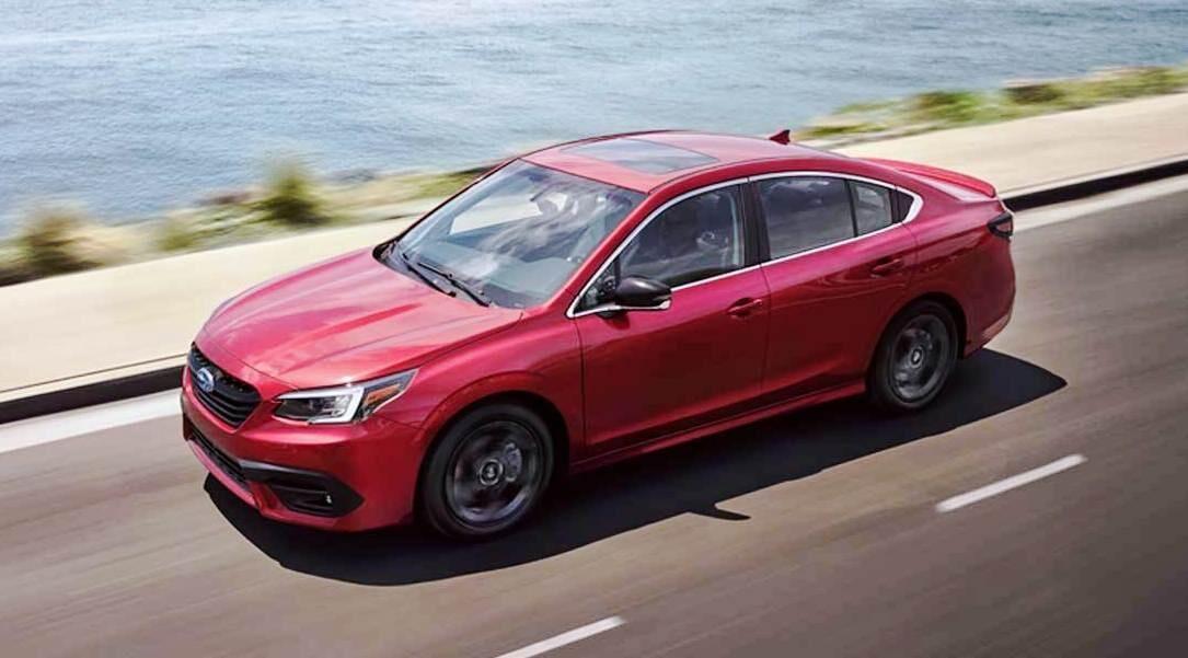 Test Drive: 2020 Subaru Legacy