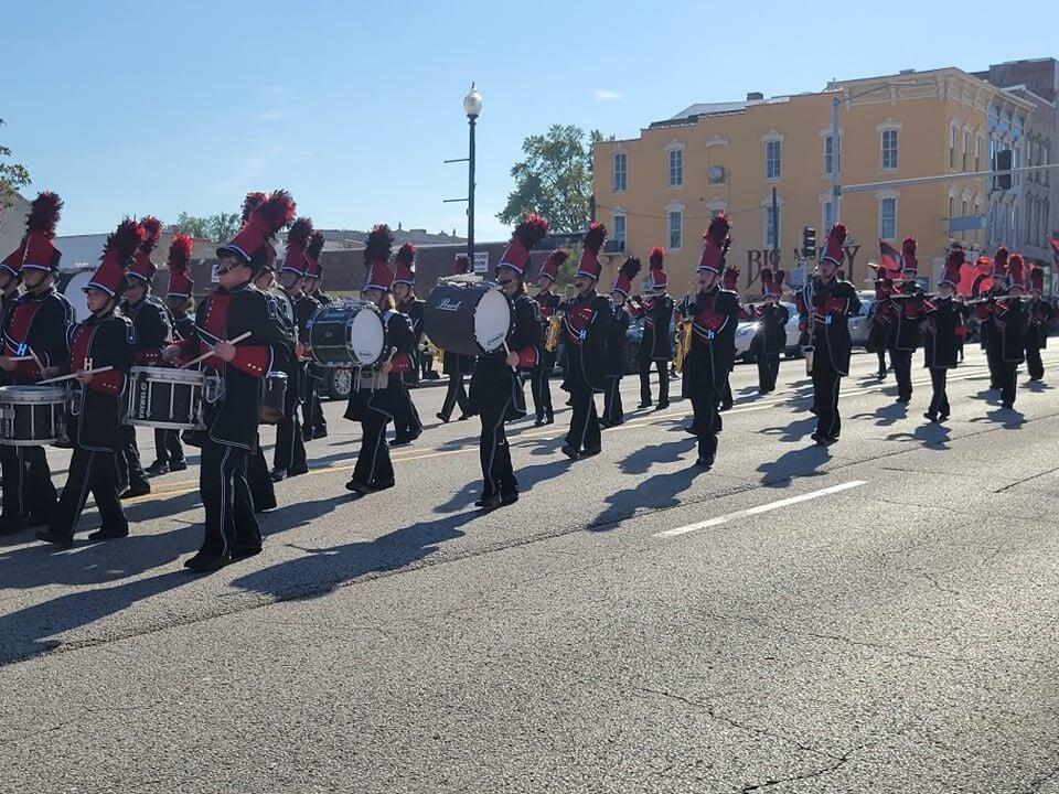 Hannibal celebrates Band Day