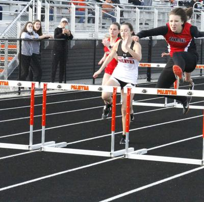 Pirates kick off track season in Palmyra