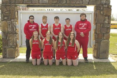 Mustangs run with small numbers and high hopes