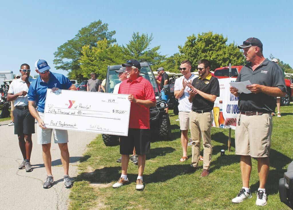 YMCA receives biggest boost yet from Y Men's Club
