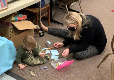 Parents as Teachers prepares kids for school