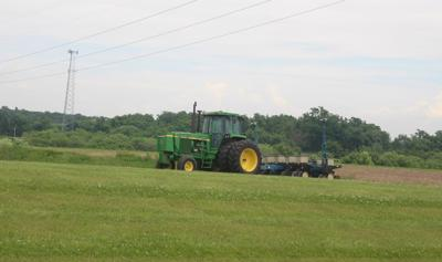 Local farmers move ahead after replanting crops