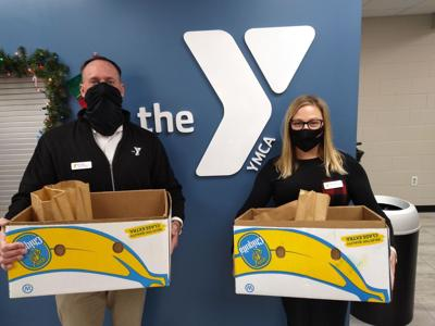 YMCA works to feed kids over holidays