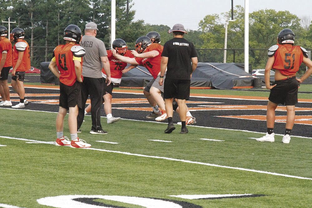 Palmyra enters season with target on its back