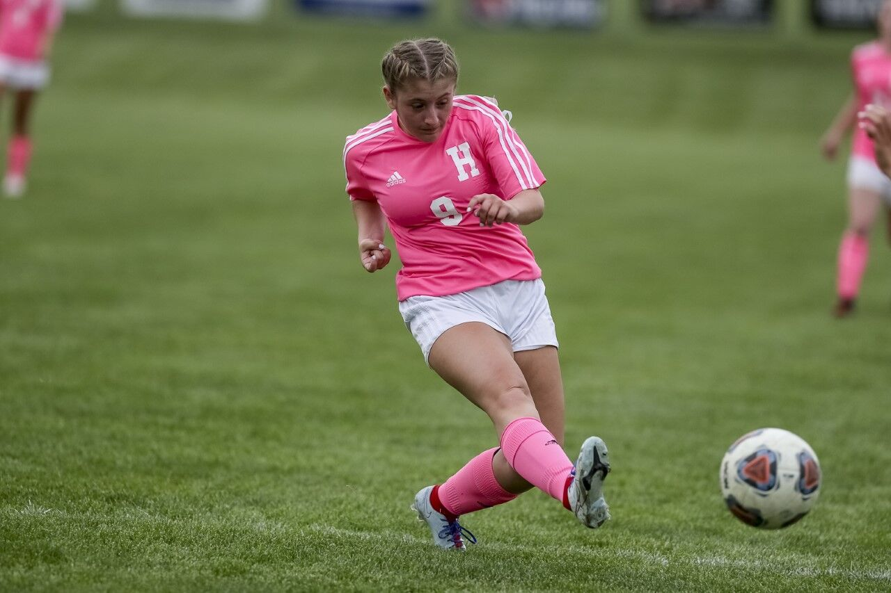 Falconer scores five goals in Hannibal win over Moberly