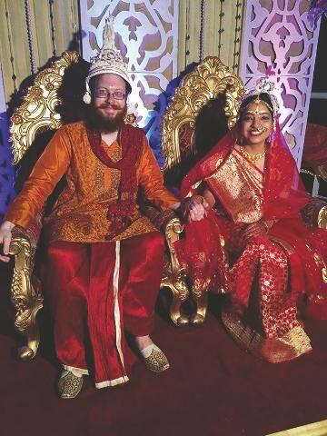Wedding: Mobley-Mazumder