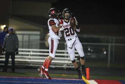 Hannibal overcomes adversity to advance to state