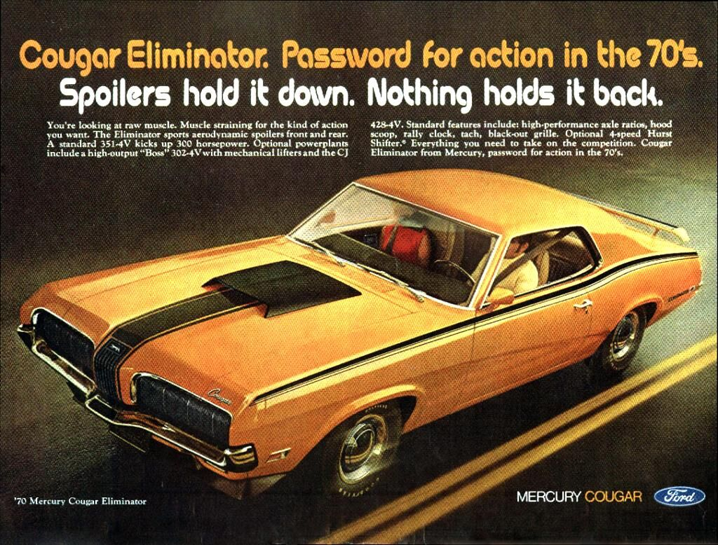 Cars We Remember: Gurney Cougar updates and mid-1950s Mercury memories