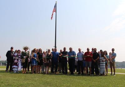 Ribbon-cutting ceremony celebrates Hannibal riverfront renovations