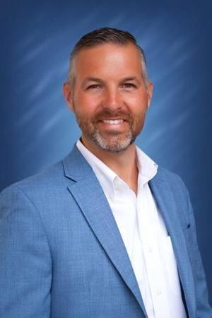 Hannibal School Board candidate Justin Parker