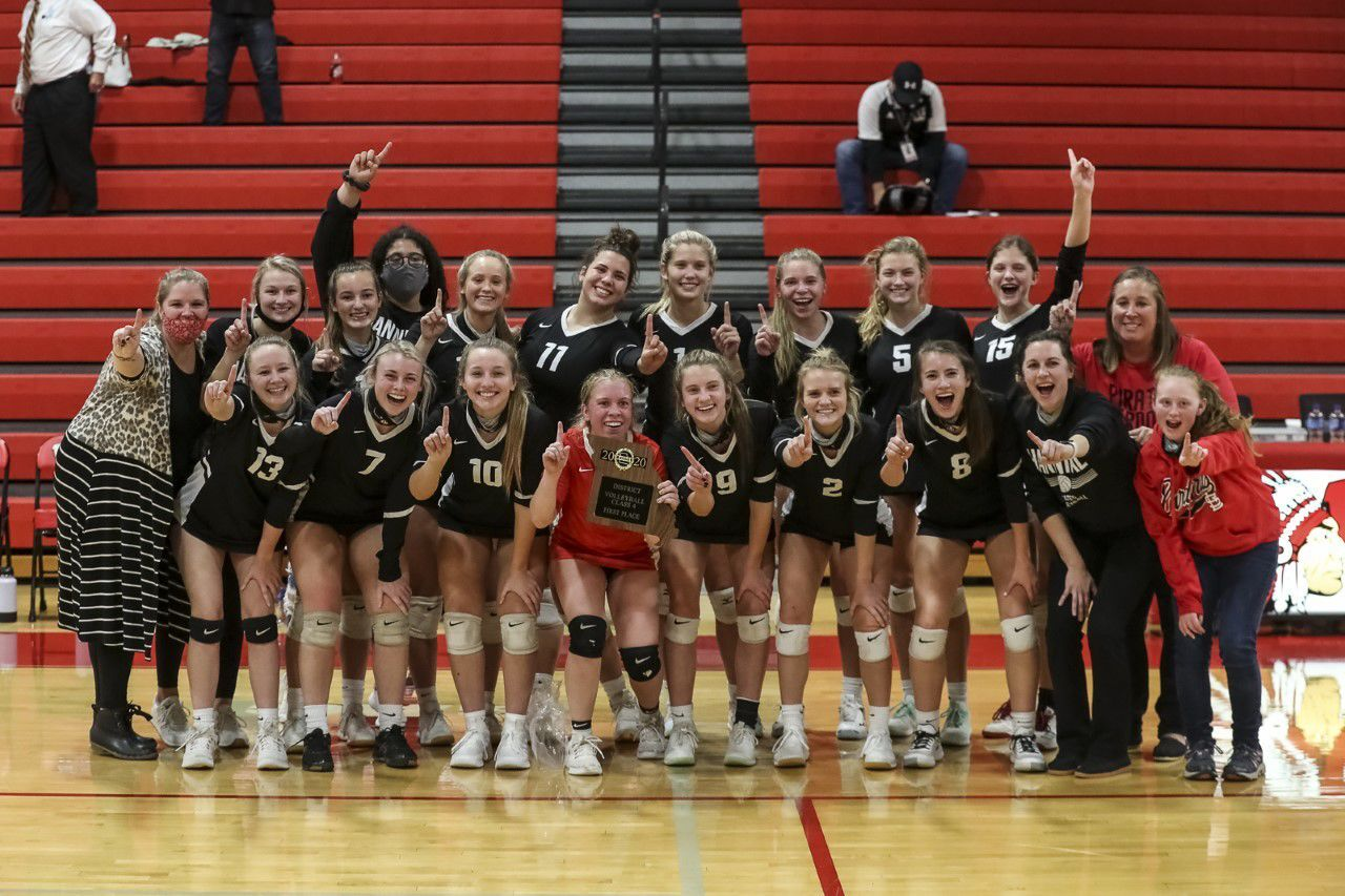 Hannibal headed to state volleyball tournament