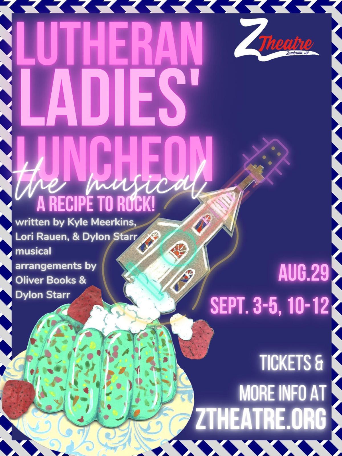 Ladies Luncheon Flyer