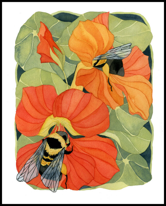 Birds & the Bees by Megan Murrell