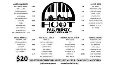 The Hoot Fall Frenzy