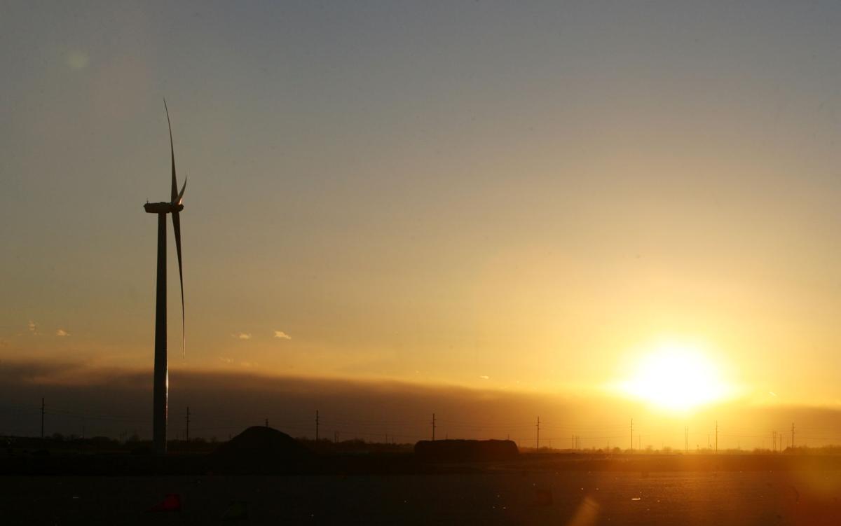 CCC wind turbine 2