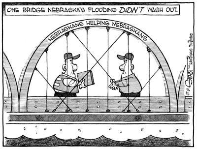 Nebraskans helping Nebraskans