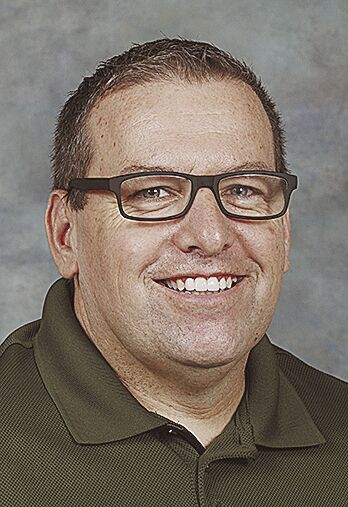 Adams County Emergency Manager Ron Pughes