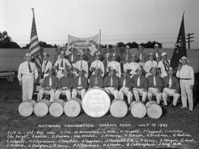 Elks Drums