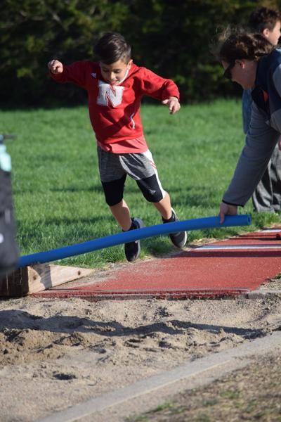 Soren Beckby long jump