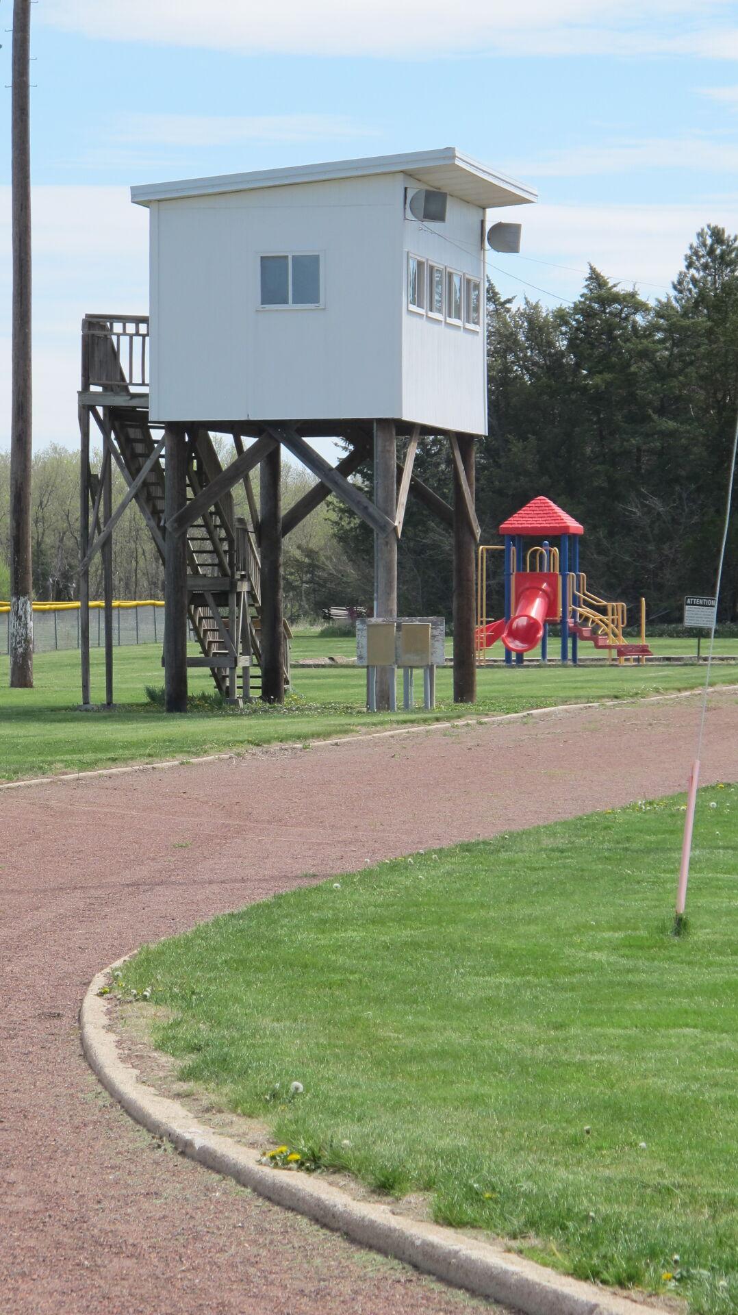 Clay Center ballfield 2