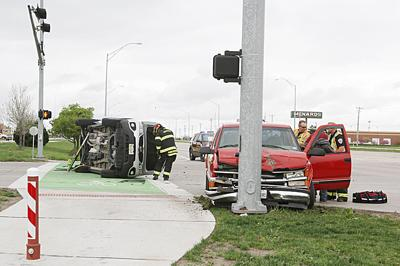Collision at 33rd, Highway 281 injures Hastings woman | News