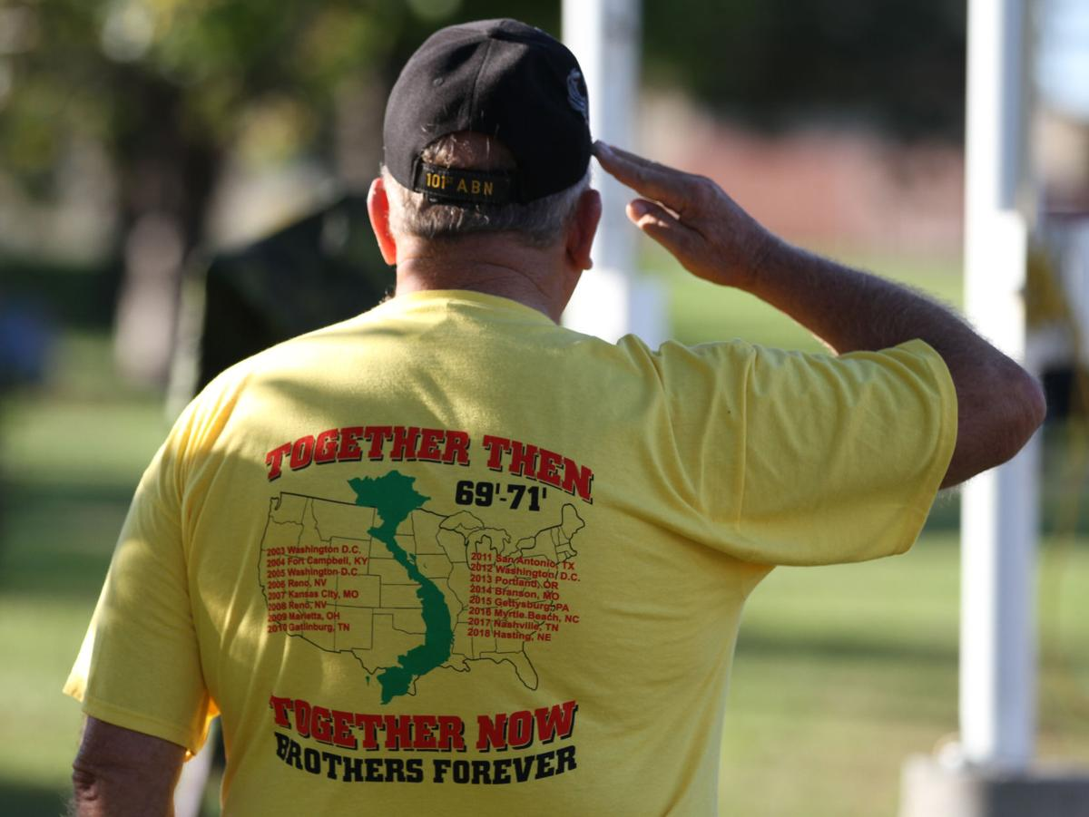 Vietnam veterans gather in Hastings for reunion | News