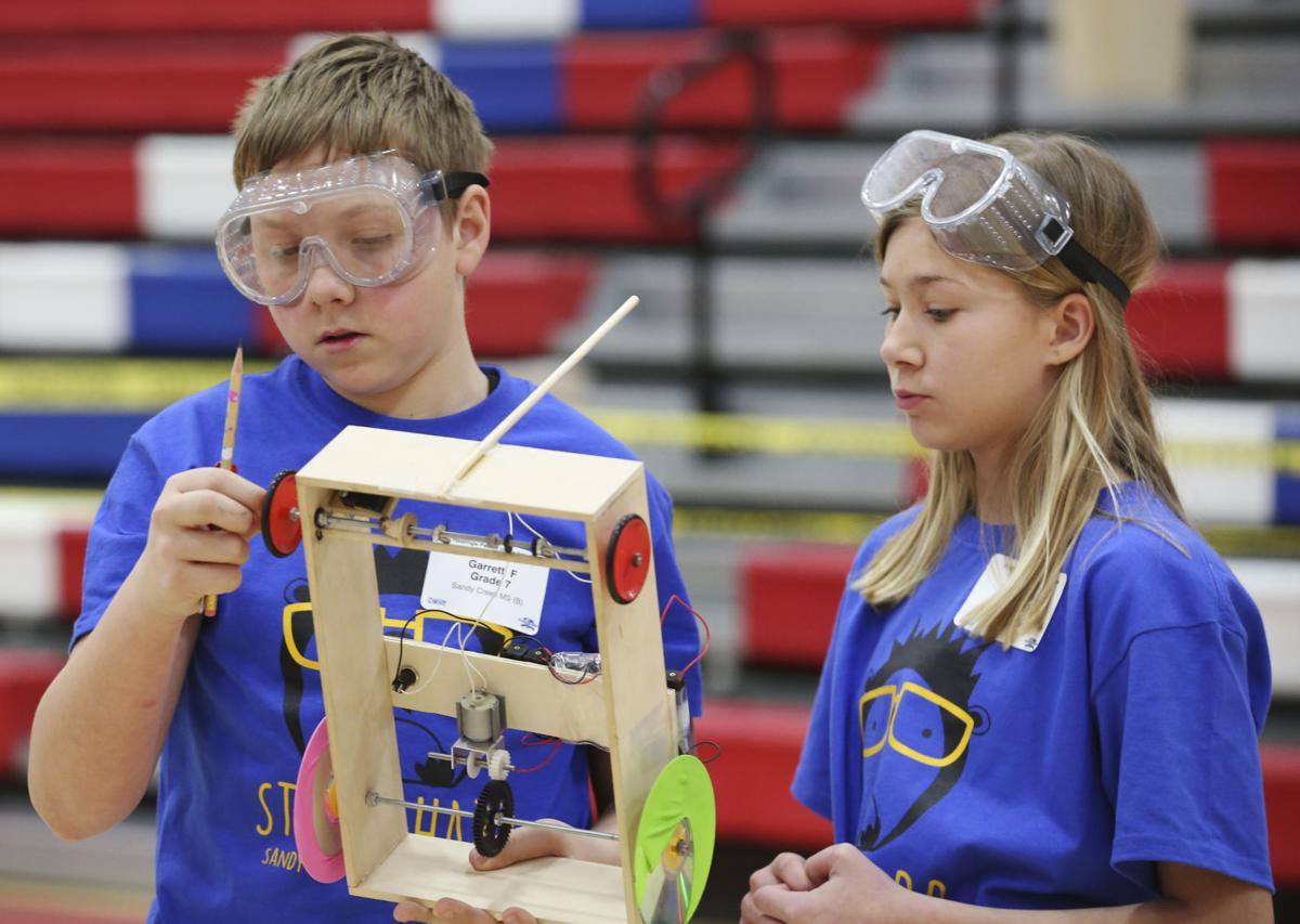 Students take on STEM at Science Olympiad | News | hastingstribune.com