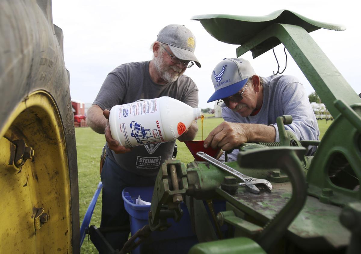 Tractor Relay Across Nebraska 3