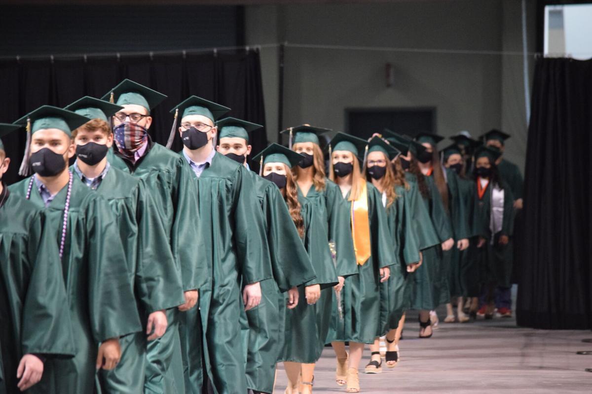 CCC graduates