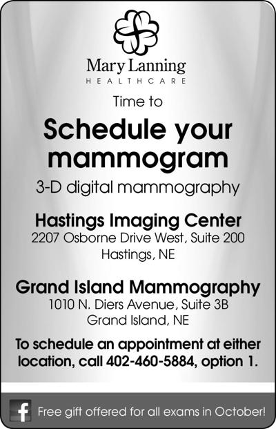 Mary Lanning imaging center ad