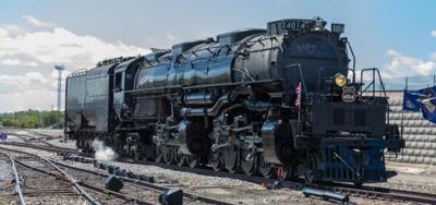 Union Pacific's Big Boy No. 4014