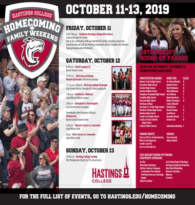 Hastings College homecoming