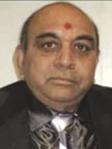 Vinod M. Patel