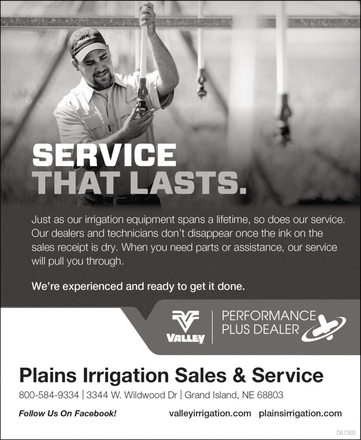 Plains Irrigation