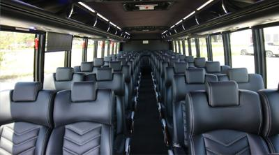 Charter bus image