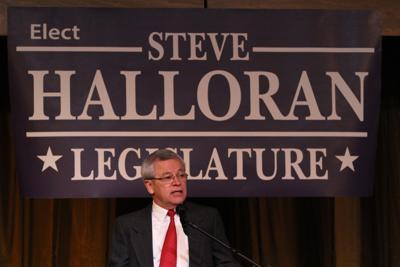 halloran legislature