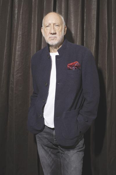 Pete Townshend Portrait Session