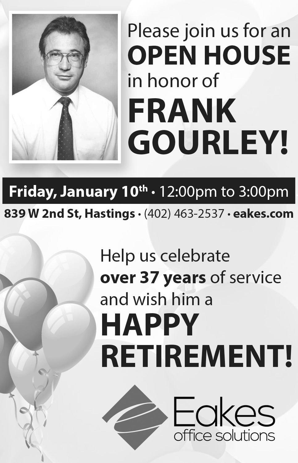 Eakes retirement ad
