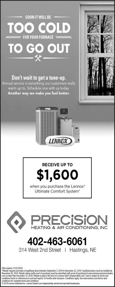 10-7 Precision Heating & Air