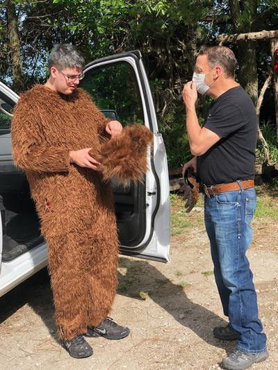 Bigfoot event photo