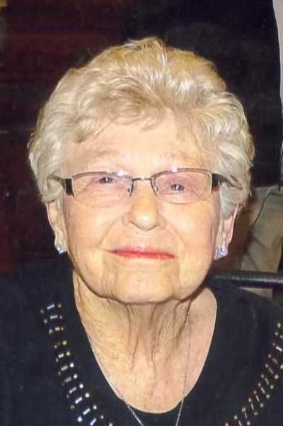 Luella Hunzeker