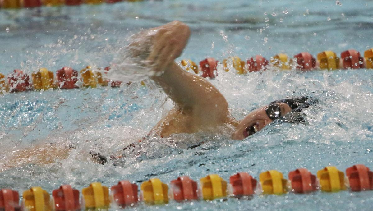 Hastings Swim Teams Defeat Columbus Sports