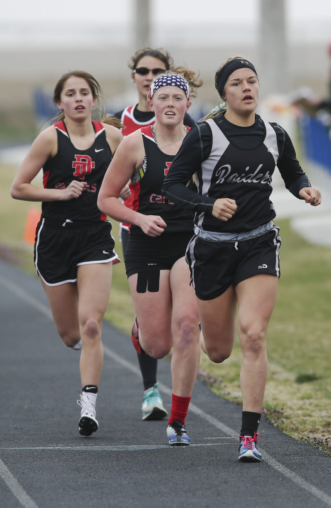 Meyer wins 3 golds; D-T brings home invite title | Sports ...