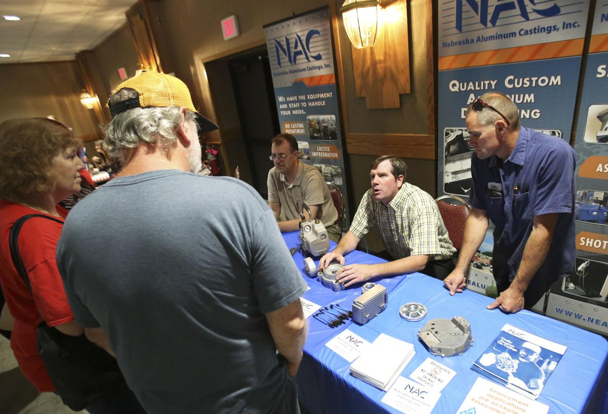 Hastings area employers at career fair look to fill vacancies news hastings area employers at career fair look to fill vacancies news hastingstribune publicscrutiny Image collections